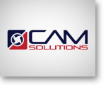 Logotipo da CAM Solutions